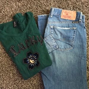 Lucky Brand Jeans & Thermal